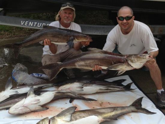 Fishing Report 6/09/13