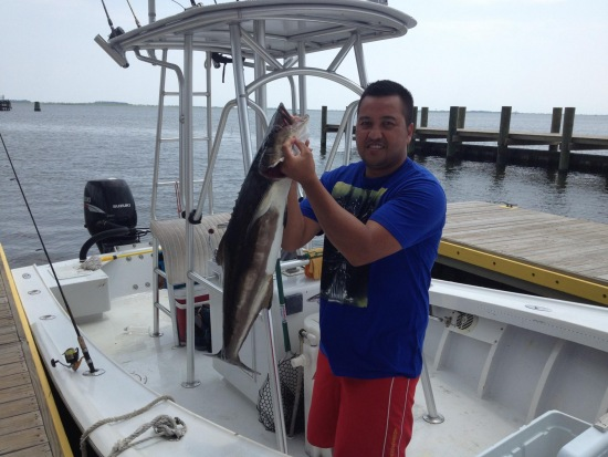 PM Fishing Report 7/19/13