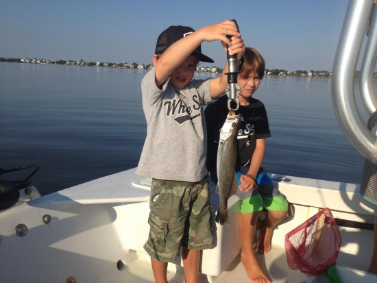 9/08/13 Fishing Report