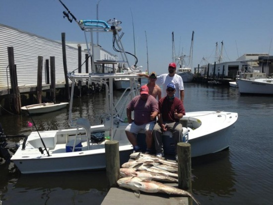 Fishing Report 6/12/13