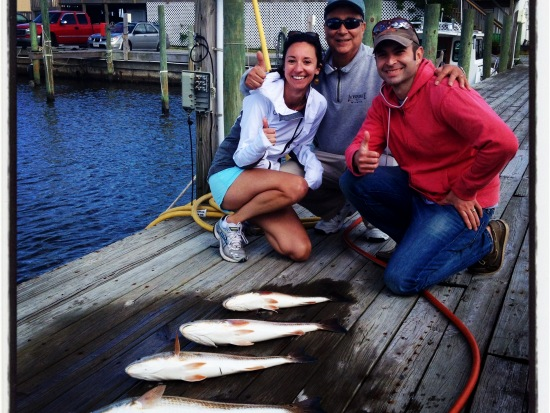6/01/14 Fishing Report
