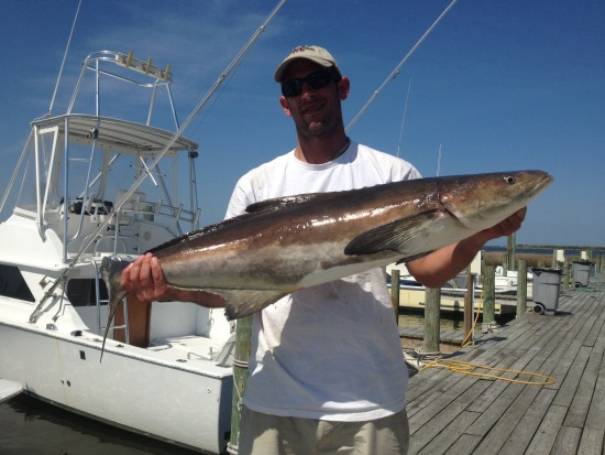 6/03/14 Fishing Report