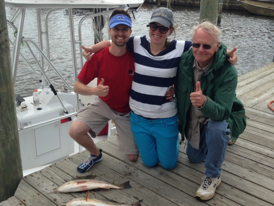 5/29/14 Fishing Report