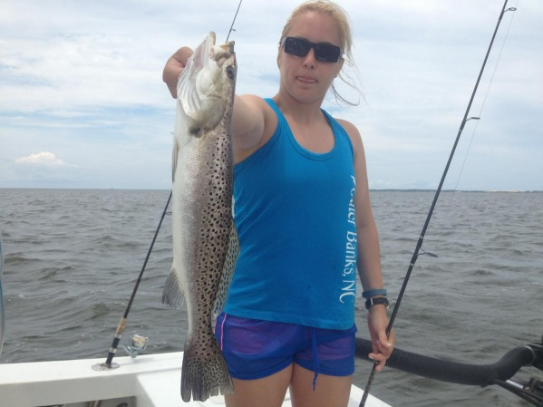PM Fishing Report 7/09/13
