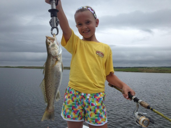 AM Fishing Report 7/25/13