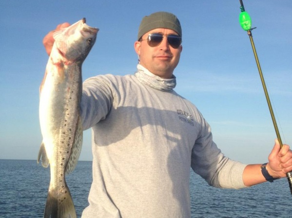 Fishing Report 6/06/13