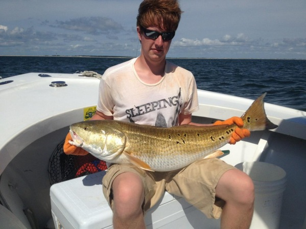 Fishing Report 7/10/13