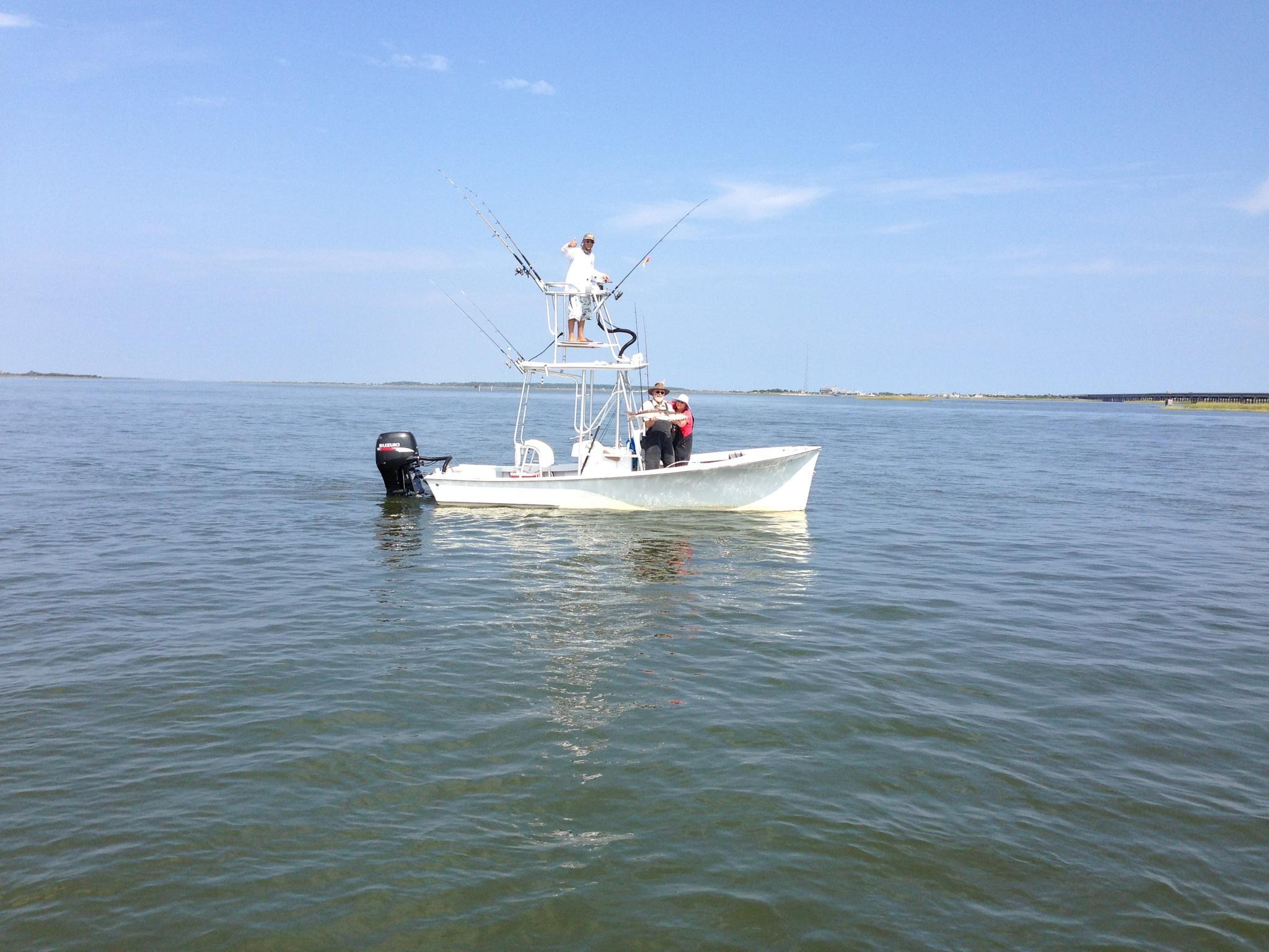 Cobia Killer Boat