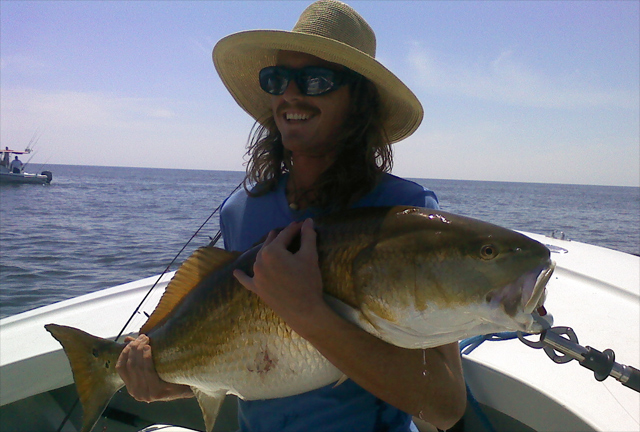 Outer Banks Fishing for Drum