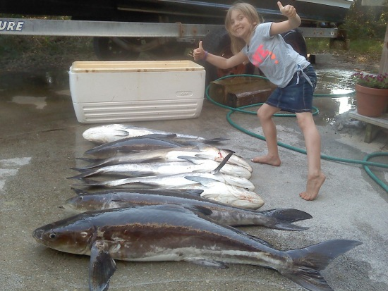 Fishing Report 5/29/13