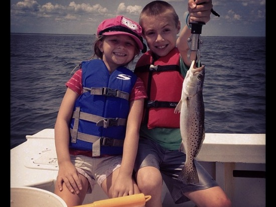 8/11/14 Fishing Report