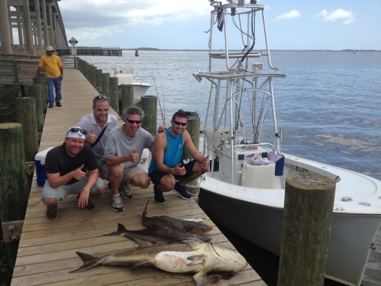 Fishing Report 7/05/13