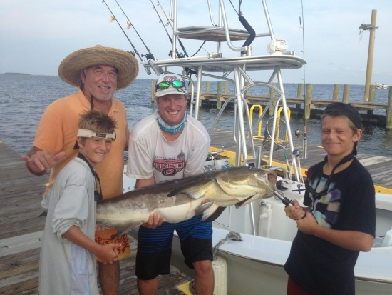 PM Fishing Report 7/22/13