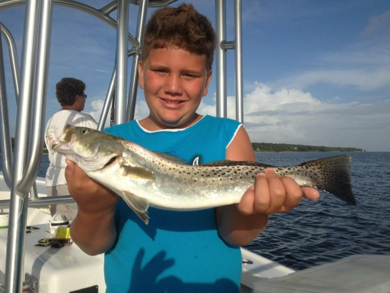 Fishing Report 7/03/13