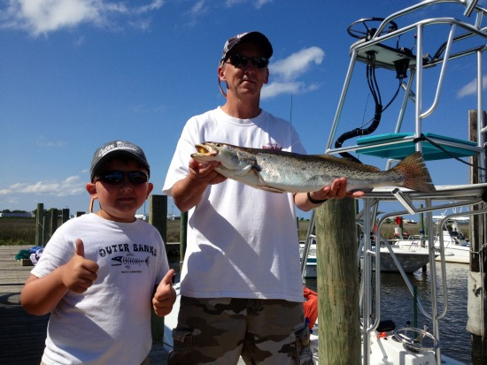 7/29/14 Fishing Report