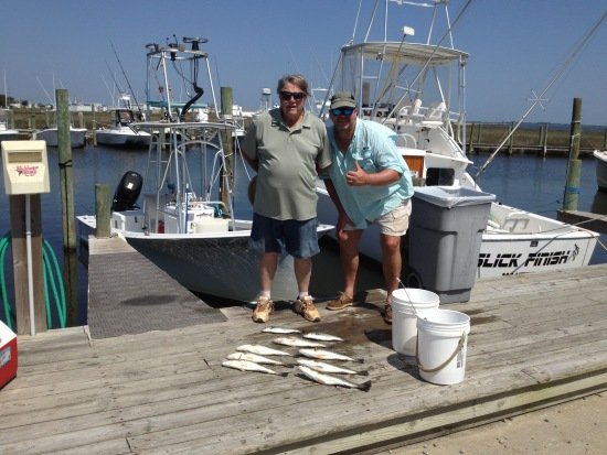 9/02/14 Fishing Report