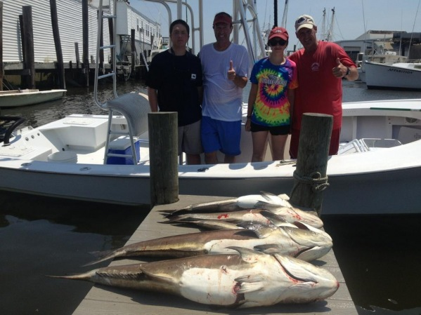 Fishing Report 6/13/13