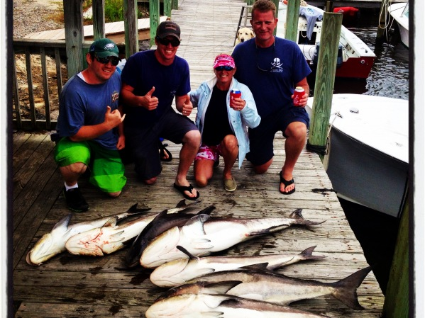 1/31/15 Fishing Report
