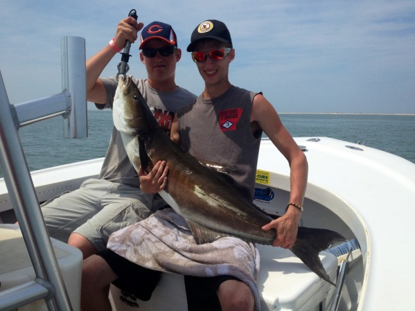 6/04/14 Fishing Report