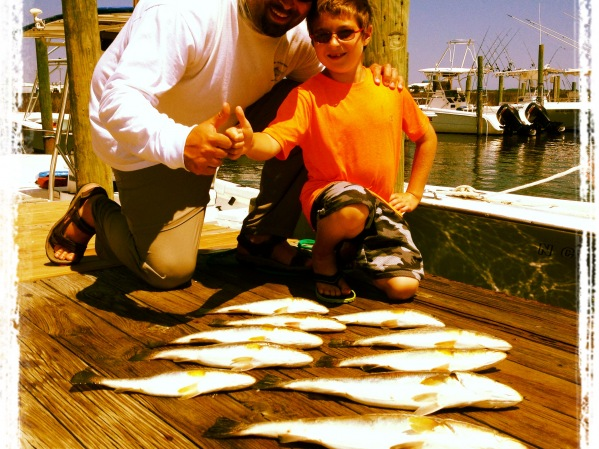 8/14/14 Fishing Report
