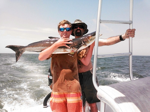 7/13/14 Fishing Report