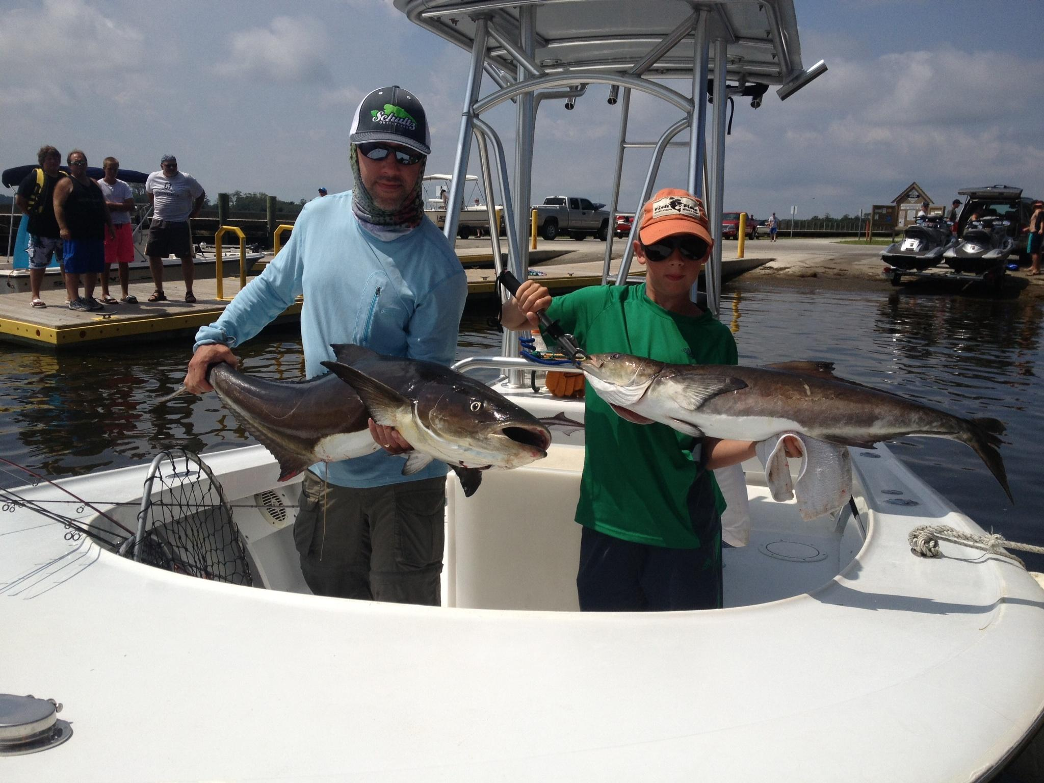 Outer Banks Spring Fishing